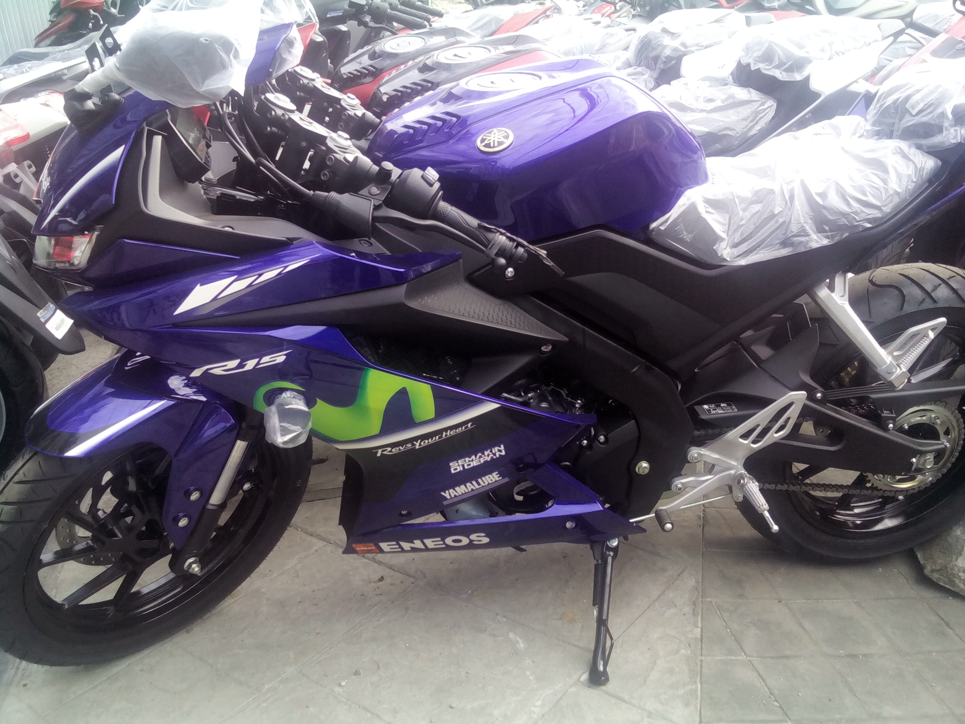 kredit ringan all new R15 - Yamaha Mustika Motor